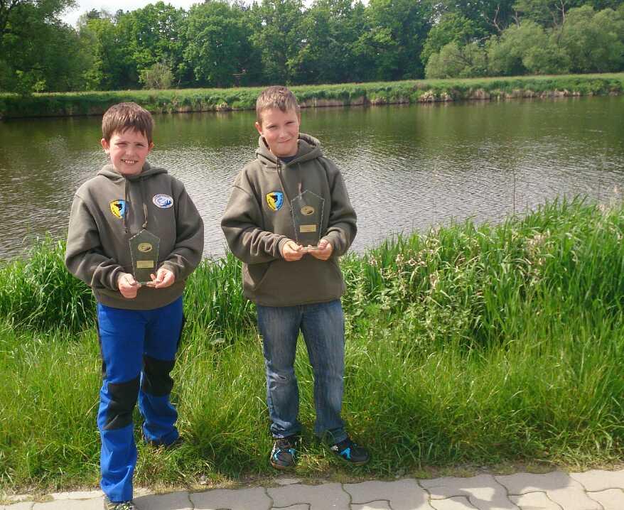 Feederangeln der Jugend vom Anglerverband Leipzig e.V.